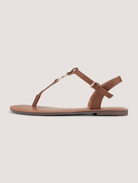 Riemchensandalen - 7 - TOM TAILOR