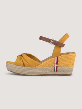 wedge-heel sandals - 7 - TOM TAILOR