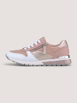 Sneaker mit Reißverschluss-Details - 7 - TOM TAILOR