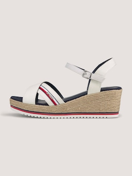 Sandalen met sleehak - 7 - TOM TAILOR