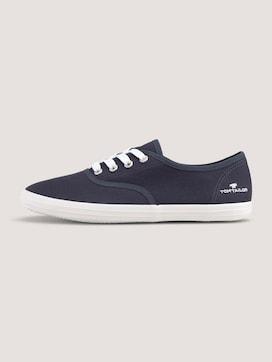Effen stof sneakers - 7 - TOM TAILOR