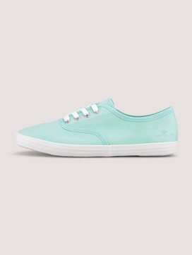 plain fabric sneakers - 7 - TOM TAILOR
