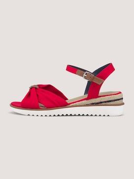 Sandalen met sleehak - 7 - TOM TAILOR