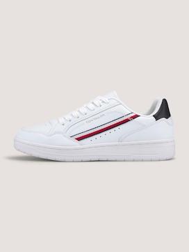 Sneaker mit Streifendetail - 7 - TOM TAILOR