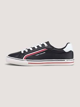 Sneaker met streep detail - 7 - TOM TAILOR