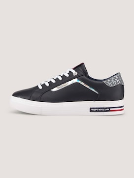 Sneaker mit Silberstreifen - 7 - TOM TAILOR