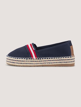 fabric slippers with stripes - 7 - TOM TAILOR Denim