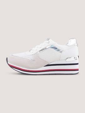 Sneaker mit Keilabsatz - 7 - TOM TAILOR Denim