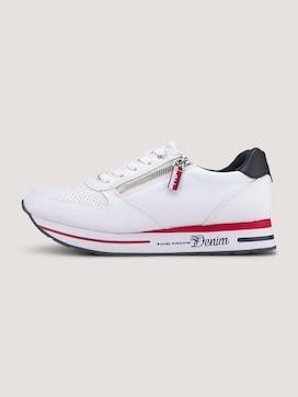 Sneaker mit Plateaubsatz - 7 - TOM TAILOR Denim
