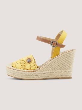 Sandalette mit Keilabsatz - 7 - TOM TAILOR Denim