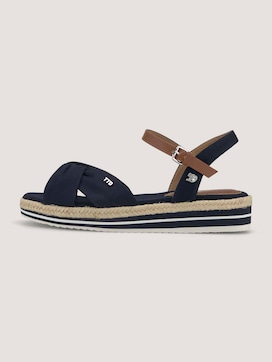 bunte Sandalette - 7 - TOM TAILOR Denim