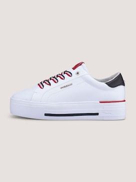 Sneaker mit Plateausohle - 7 - TOM TAILOR Denim