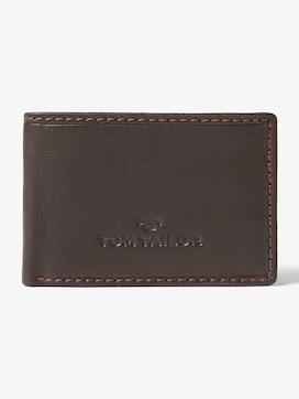 Leather purse - 7 - TOM TAILOR