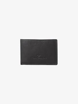 Portemonnaie aus Leder - 7 - TOM TAILOR