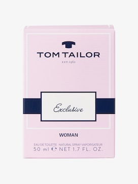 EXCLUSIVE Woman Eau de Toilette - 2 - TOM TAILOR