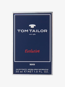 EXCLUSIVE Man Eau de Toilette 30ml - 2 - TOM TAILOR