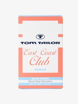East Coast Club Women Edt 30 ml Eau de Toilette - 2 - TOM TAILOR