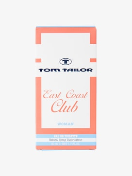 East Coast Club Women EdT 50 ml - 2 - TOM TAILOR