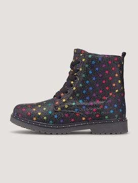 Laarzen met sterren en glitter - 7 - TOM TAILOR