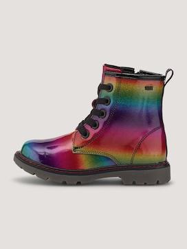 Stiefel mit Regenbogenfarben - 7 - TOM TAILOR