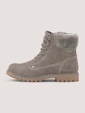 Lined boot - 7 - TOM TAILOR