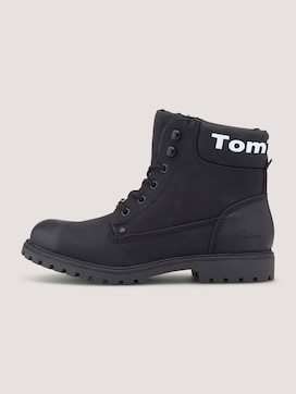 Gefütterter Stiefel mit Reißverschluss - 7 - TOM TAILOR