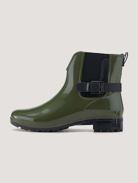 Ankle boot with elastic on the side - 7 - TOM TAILOR
