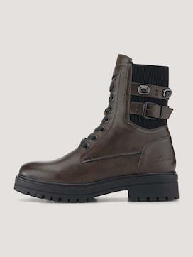 Stiefel mit seitlichem Gummizug - 7 - TOM TAILOR