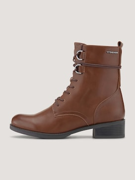 Boot with laces - 7 - TOM TAILOR Denim