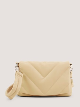 Katrina Gesteppte Überschlagtasche - 7 - TOM TAILOR