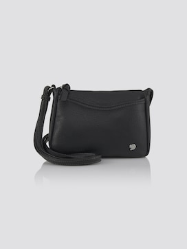 Small shoulder bag made of faux leather - 7 - TOM TAILOR Denim