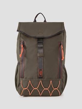 Bjoern urban backpack - 7 - TOM TAILOR Denim