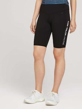 Skinny Fit Shorts - 1 - TOM TAILOR