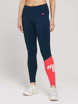 Leggings mit Tasche - 1 - TOM TAILOR