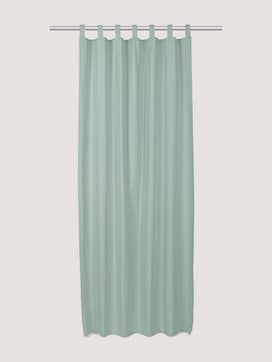 tab-top curtain, plain colours - 7 - TOM TAILOR