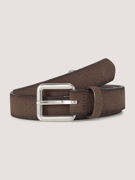 Suede belt - 7 - TOM TAILOR