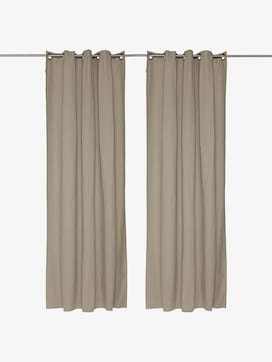 Vorhang mit feiner Struktur - 1 - TOM TAILOR