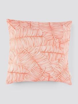 Cushion with a leaf print - 7 - TOM TAILOR