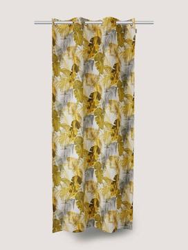 Vorhang mit Palmenprint - 7 - TOM TAILOR