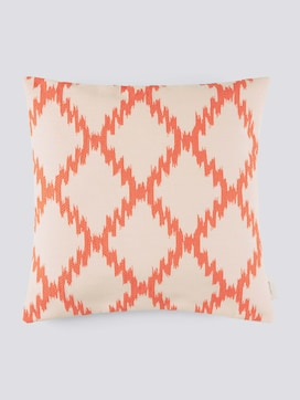 Reversible cushion cover with a serrated checked pattern - 7 - TOM TAILOR