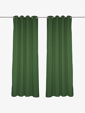 curtains with eyelet dove - 1 - TOM TAILOR