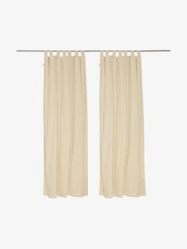 Vorhang mit feiner Struktur - 7 - TOM TAILOR