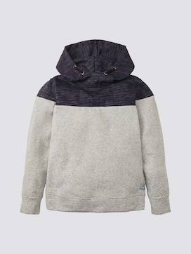 Meliertes Sweatshirt - 7 - TOM TAILOR