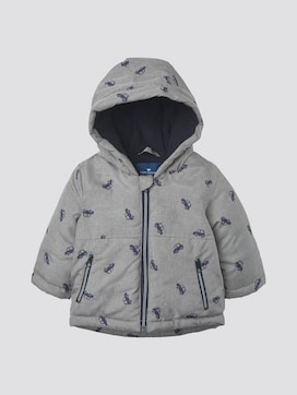 Padded jacket with hood - 7 - TOM TAILOR