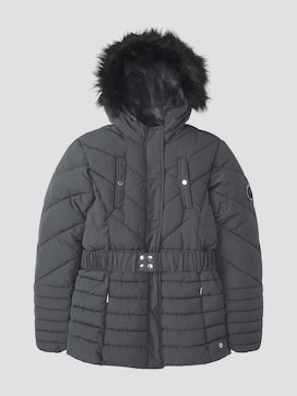 Winterparka met capuchon - 7 - TOM TAILOR