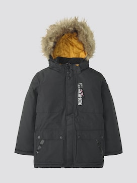 Winterjacke mit Kapuze - 7 - TOM TAILOR