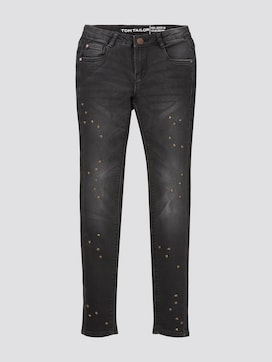 Jeans with studs - 7 - TOM TAILOR