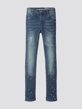 Jeans mit Nieten - 7 - TOM TAILOR