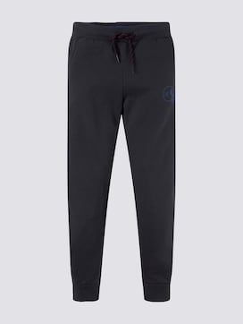 Joggingbroek met prints - 7 - TOM TAILOR