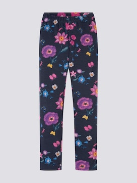 Leggins mit floralem Print - 7 - TOM TAILOR